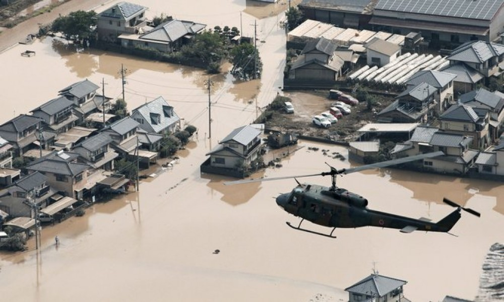 NESLUĆENE RAZMERE KATASTROFE U JAPANU! ŠEST MILIONA LJUDI EVAKUISANO!