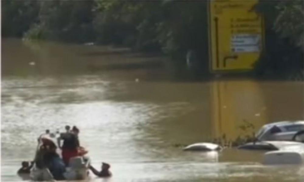 """Poplave u Nemačkoj i Austriji dovele do porasta vodostaja Dunava, hidrolog o tome šta nam """"ide na ruku"""""""