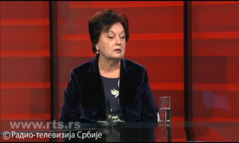 Radojka Nikolić: Potrošnju ostvariti iz privrednog rasta, ne štampanjem novca