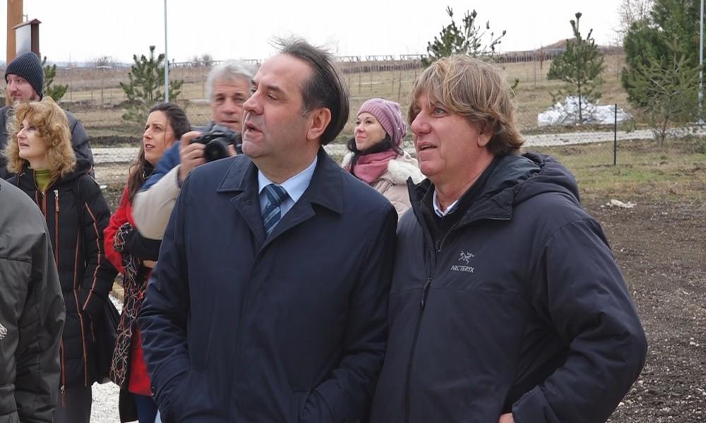 MINISTAR POSETIO AVANTURA PARK