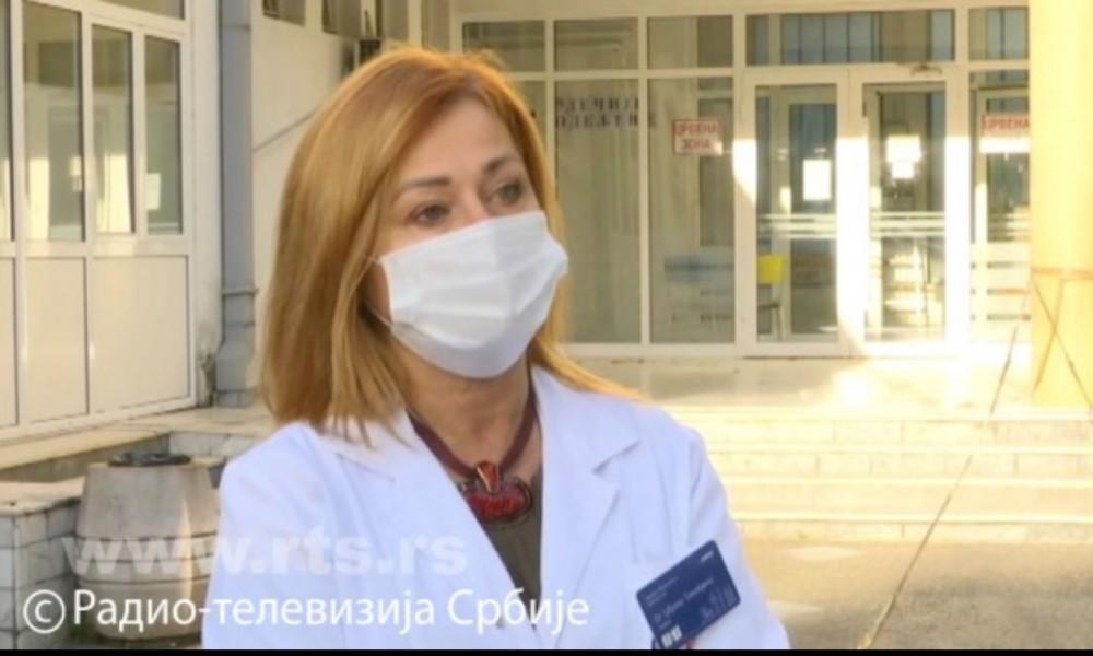Od 60 pregledanih u Gradskom zavodu za plućne bolesti, 10 poslato na hospitalizaciju
