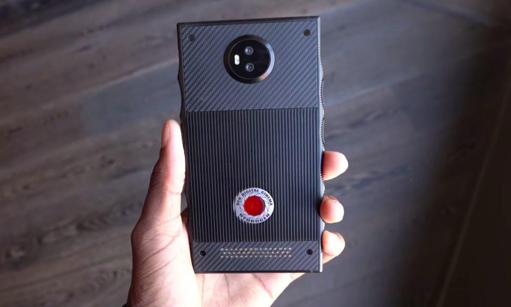 Prvi snimci telefona sa holografskim ekranom! (Video)