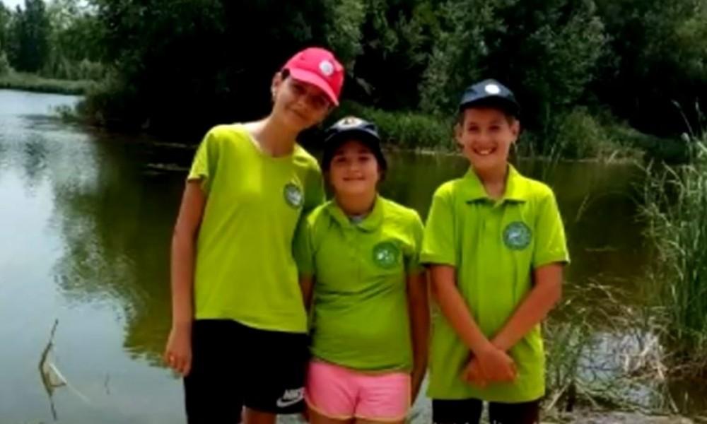 Takmičenje kadeta U15 u sportskom ribolovu