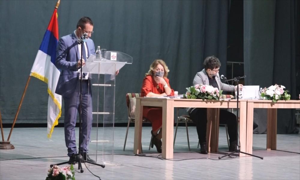 Četvrta redovna sednica skupštine Gradske opštine Kostolac