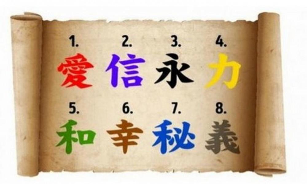 Brojte u sebi do 5 i izaberite samo JEDAN SIMBOL Tumačenje otkriva i ONO ŠTO KRIJETE OD SEBE