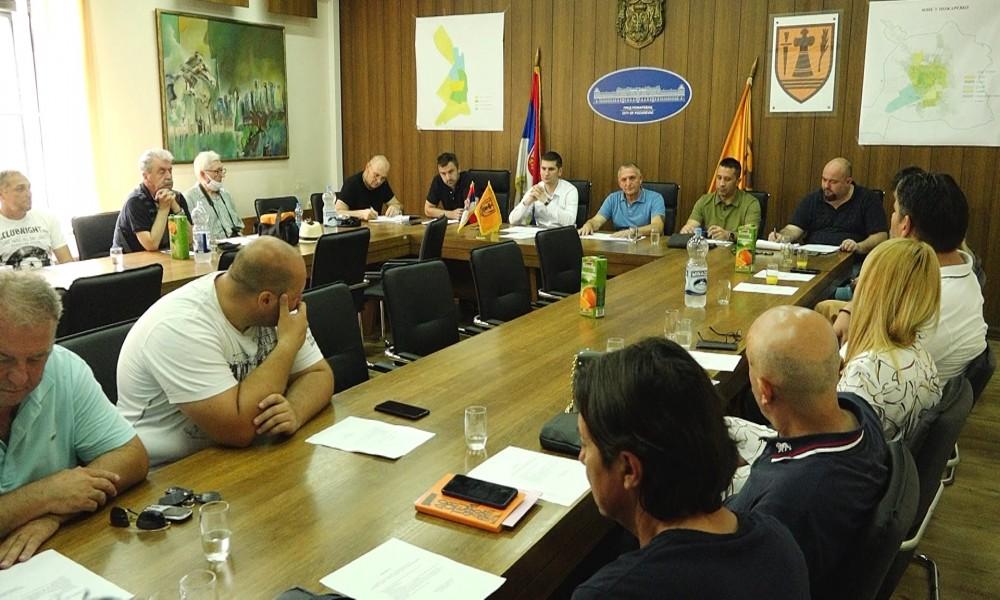 Rebalansom gradski budžet smanjen za oko 139 miliona dinara