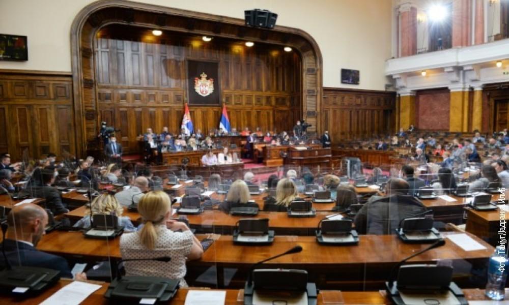 Poslanici izglasali zakone iz oblasti obrazovanja i zakon o finansijskoj podršci porodici s decom