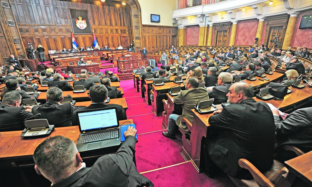 REPUBLIČKI BUDŽET BIĆE PRED REPUBLIČKIM POSLANICIMA NA SEDNICI 20. NOVEMBRA