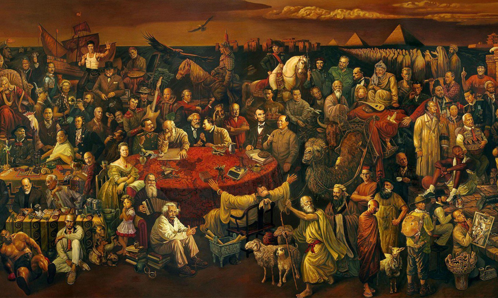 TEST: Koliko istorijskih ličnosti prepoznajete?