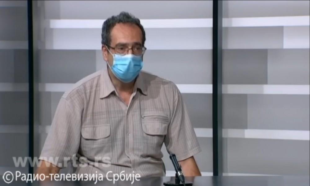 Dr Janković: Ne želimo nikoga da zatvaramo, hoćemo da sprečimo zaražavanje