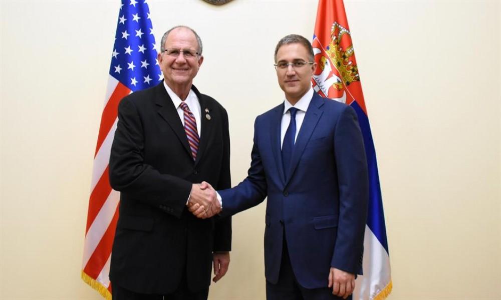 Kongresmen Ted Po pozvao Srbiju da razmotri partnerstvo