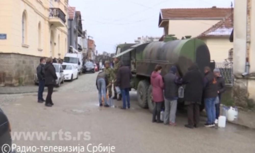 Veliki broj domaćinstava na jugu Srbije i dalje bez struje i vode