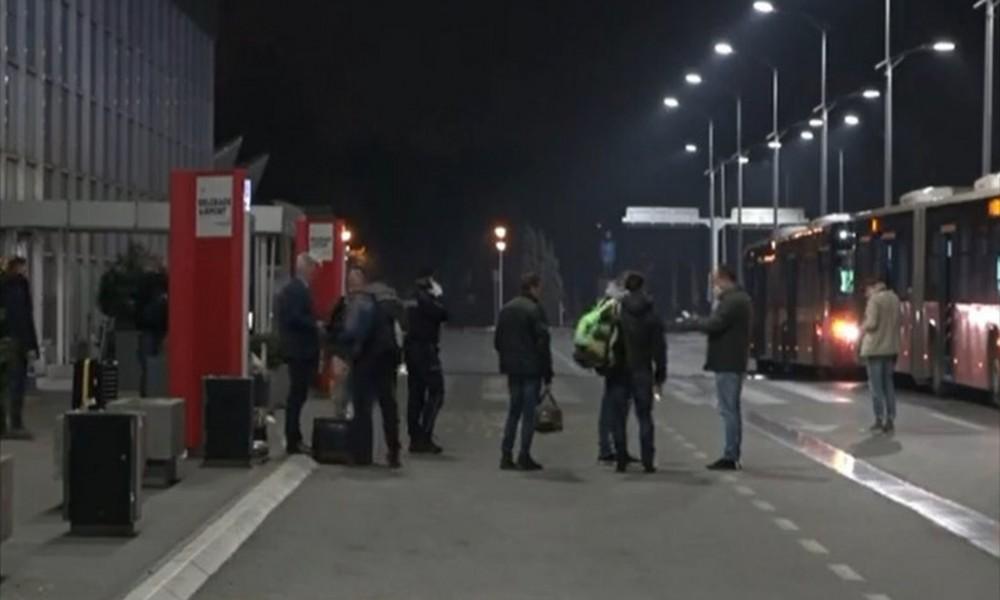 Na aerodrom sleteli državljani Srbije iz Francuske i Holandije