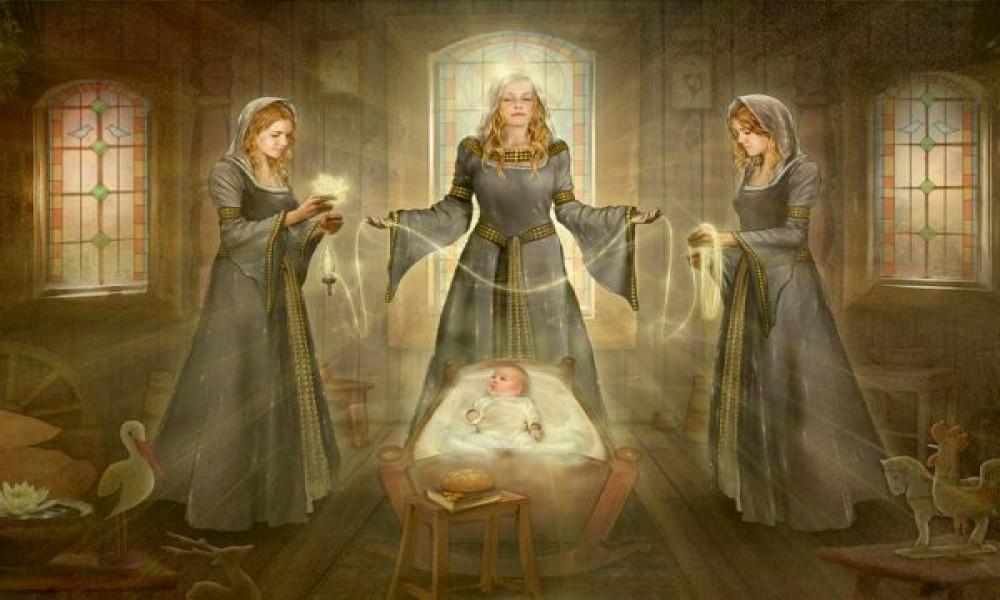 MOĆI ZLOSLUTNIH BABICA
