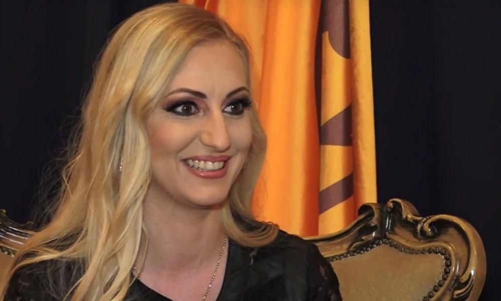 Sopran Gabrijela Ubavić gostuje u operi Rigoleto