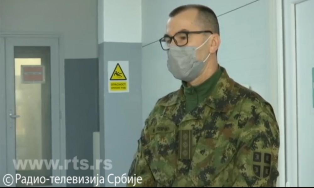 U VMC Karaburma 110 pacijenata, Udovičić: Moramo da iskoristimo mogućnost vakcinacije