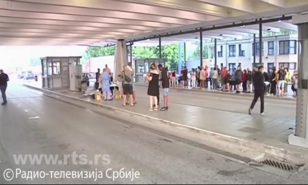 Ako ste zaraženi, a ulazite u Srbiju Ministarstvo odmah za to sazna