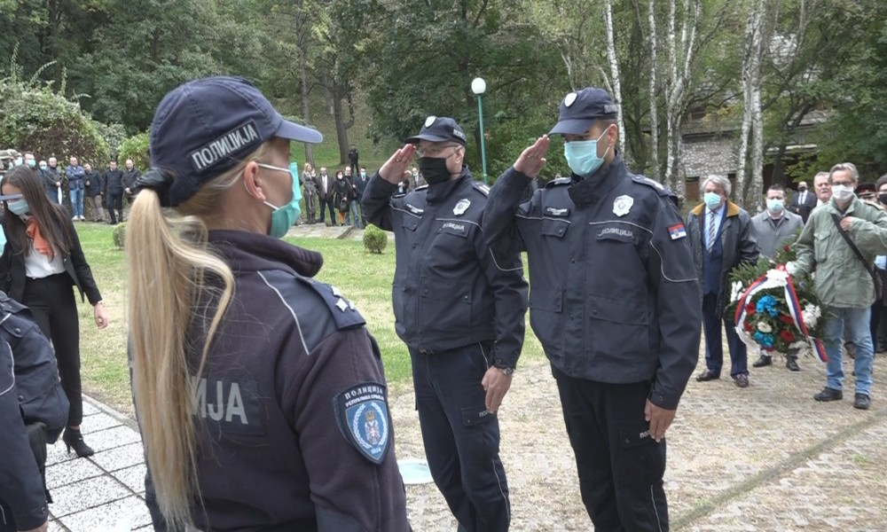 Položeni venci povodom dana oslobođenja grada Požarevca
