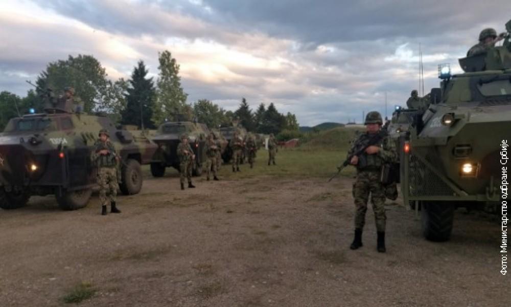 Počela združena vežba Munjeviti udar 2021-podignuto više od 15.000 vojnika
