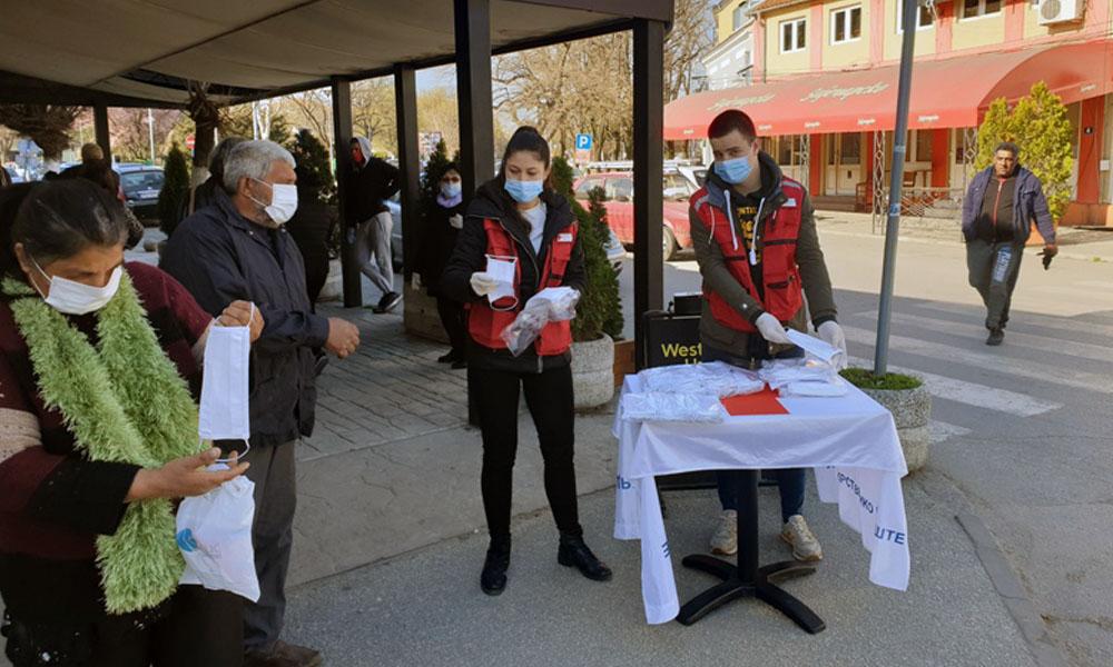 Opština Veliko Gradište podeliće građanima 4.000 maski