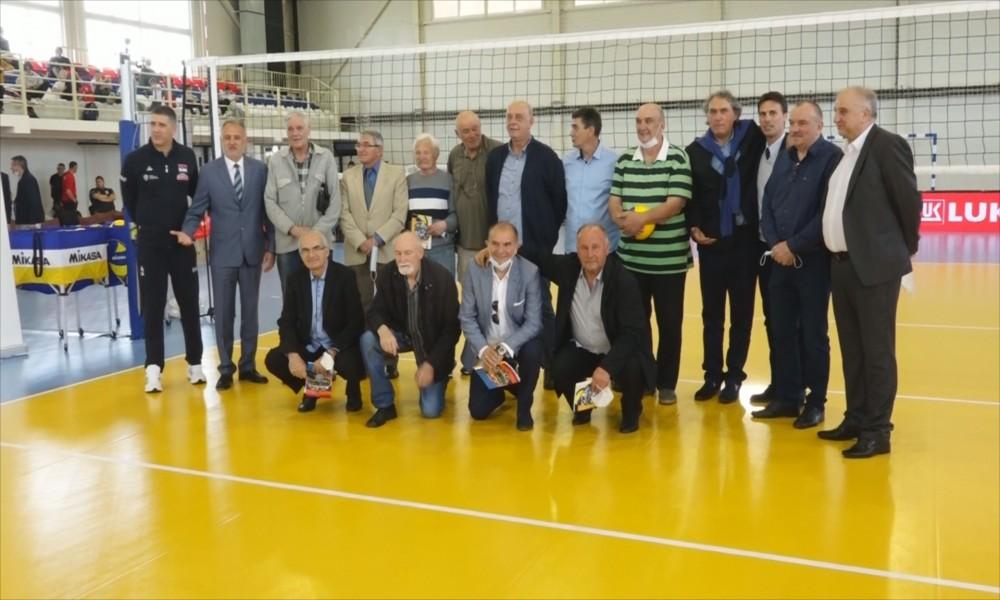 Pobeda reprezentacije Srbije u čast šampiona