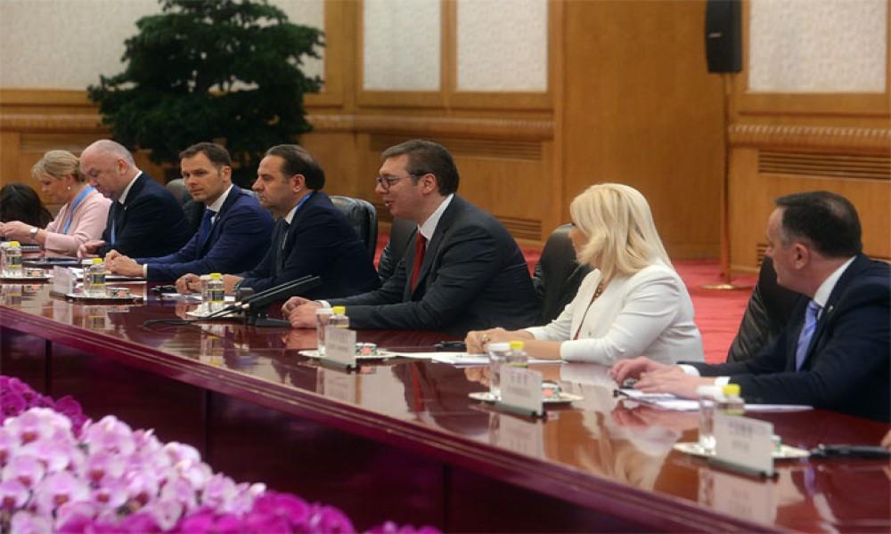 Kina strateški partner Srbije u 4. industrijskoj revoluciji