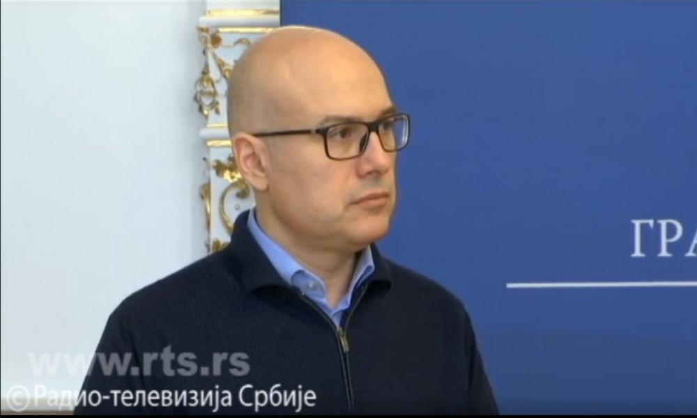 Vučević: Uskoro lokacija nove bolnice, između 400 i 500 mesta