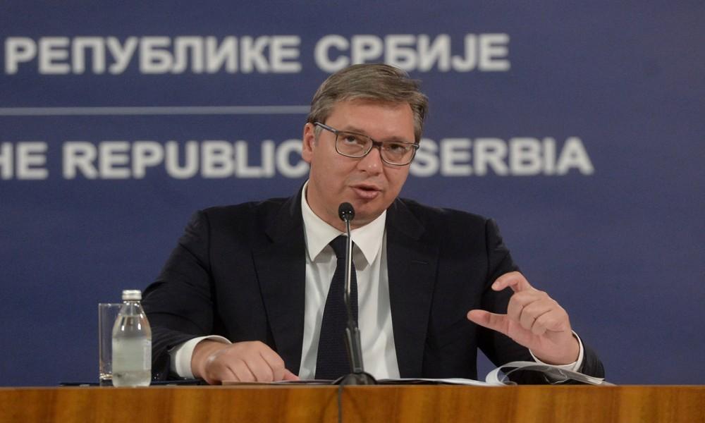 Vučić: Očekujem iznenađenja u Vašingtonu