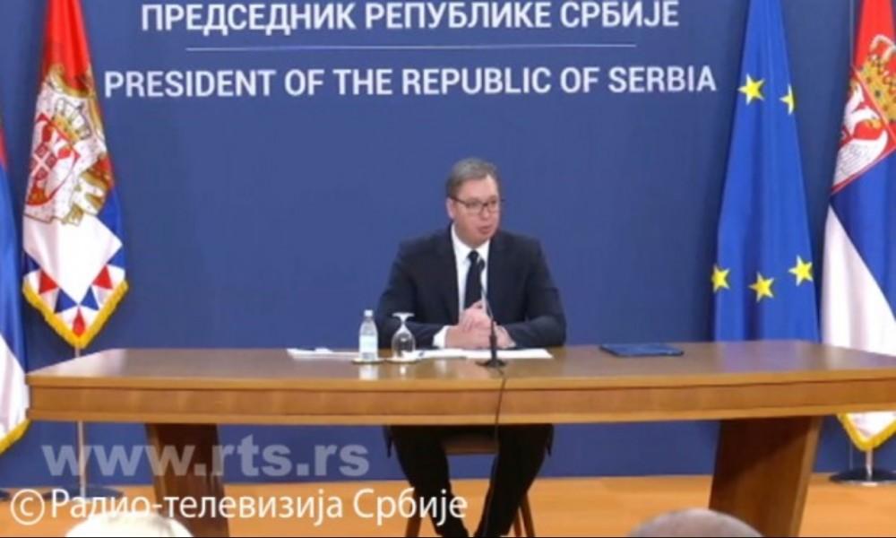Predsednik Vučić imenovao Anu Brnabić za mandatara nove Vlade Srbije