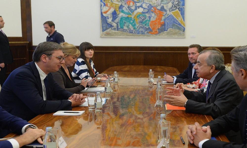 Vučić i Tanin o situaciji na Kosovu i Metohiji, izborima i izveštaju UNMIK