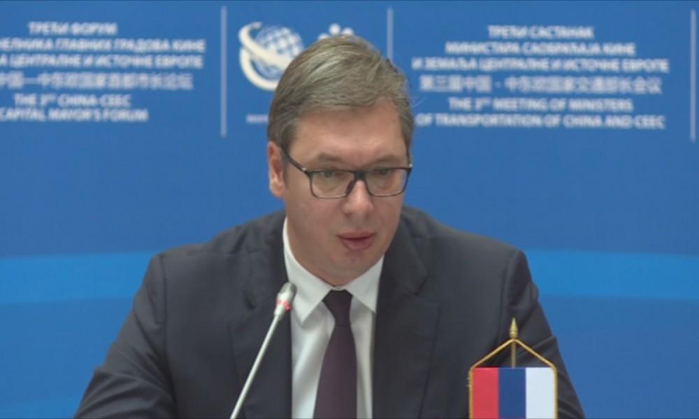Vučić sutra u Ženevi