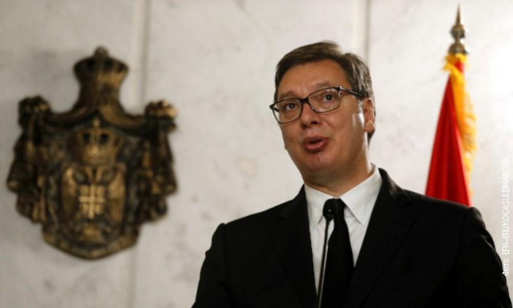Vučić čestitao Dan Ratnog vazduhoplovstva i PVO