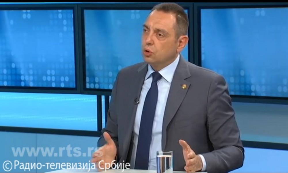 Vulin: Nema velikih i malih narko-dilera, biće novih hapšenja zbog visoke korupcije i kriminala