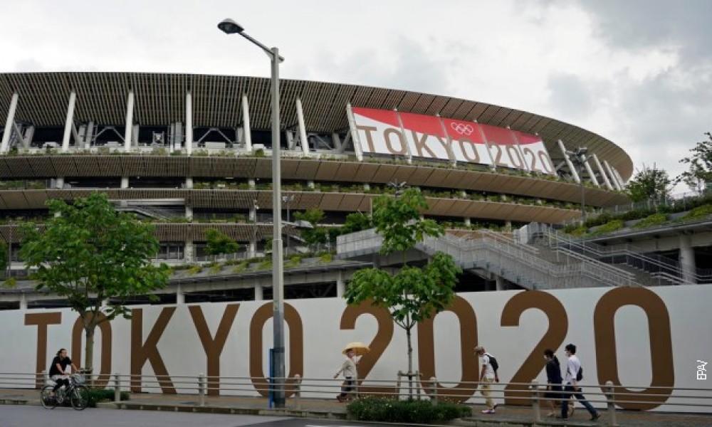 Otvaranje Igara u Tokiju, car i 950 gostiju