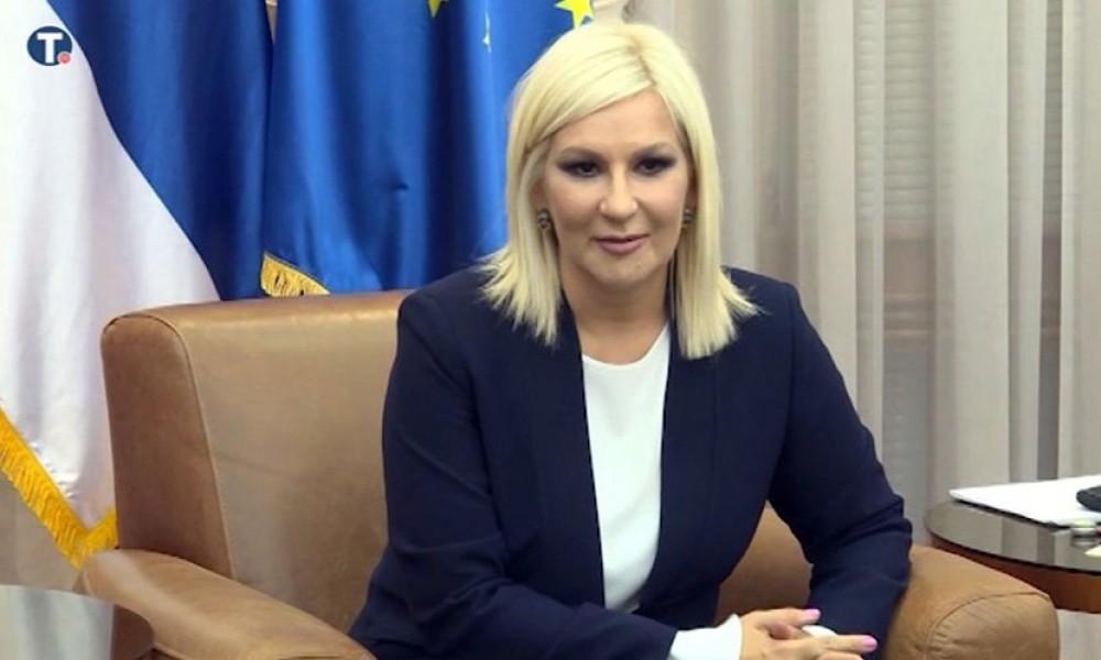 Mihajlovićeva: Devojčice koračajte hrabro napred, niste manje vredne